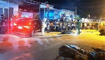 Quảng Nam: Lái xe gây tai nạn ở huyện Đại Lộc đã sử dụng rượu bia