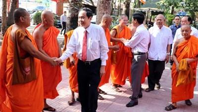 BẢN TIN MẶT TRẬN: Tổ chức nhiều hoạt động đón Tết Chol Chnăm Thmây