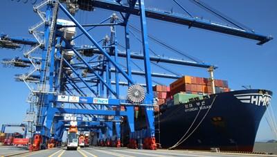 Biển Việt Nam có thêm 8 bến cảng mới