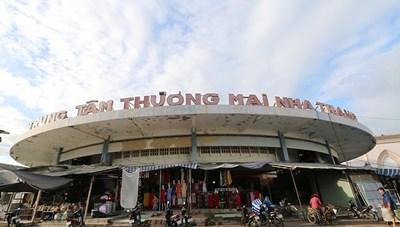 Từ ngày 18/4, đóng cửa chợ Đầm tròn Nha Trang