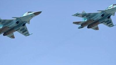 Nga tăng cường khả năng chiến đấu của máy bay Su-34