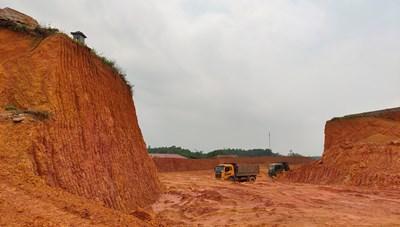 Tam Nông (Phú Thọ): Thất thoát tài nguyên từ văn bản cải tạo đất