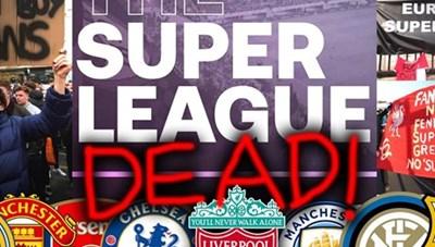 Các CLB đồng loạt rút lui, Super League có nguy cơ 'chết yểu'