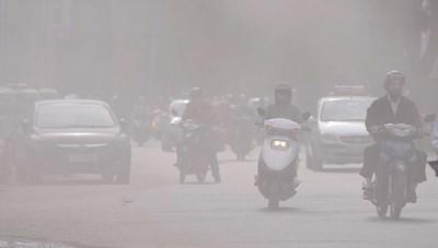 Tăng cường kiểm soát ô nhiễm không khí