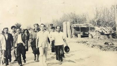 Tháng Tư, nhớ Kiến trúc sư Huỳnh Tấn Phát