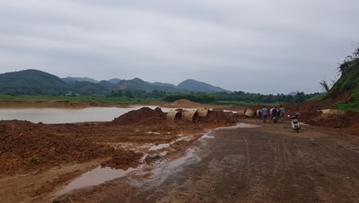 Thái Nguyên: Nhùng nhằng xử lý điểm khai thác quặng sai phép tại huyện Đồng Hỷ