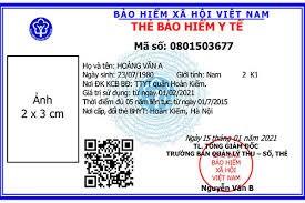 Đề xuất dùng ảnh thẻ trên ứng dụng VssID để khám chữa bệnh từ 1/6
