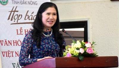 Xem xét kỷ luật nữ Phó Chủ tịch tỉnh Đắk Nông tự ký văn bản về cán bộ