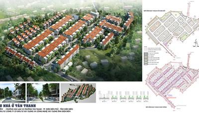 Nhiều sai phạm tại Dự án khu nhà ở Tân Thanh (Điện Biên)