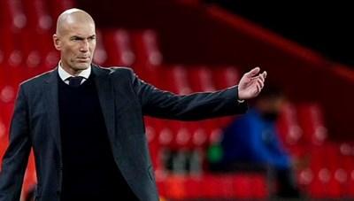 HLV Zidane thông báo chia tay Real Madrid