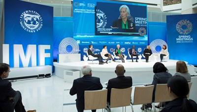 IMF đề xuất kế hoạch chấm dứt đại dịch Covid-19 trị giá 50 tỷ USD