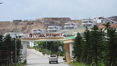 'Cạo trọc' đồi xanh để xây resort