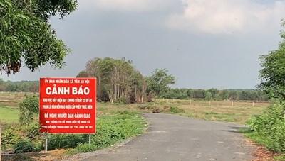Dự án 'ma' trên đất nông nghiệp - Kỳ 2: Giả con dấu, giả chữ ký lừa bán 'đất dự án'