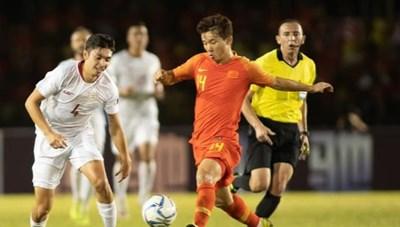 Đánh bại Philippines, đội tuyển Trung Quốc xây chắc ngôi nhì bảng