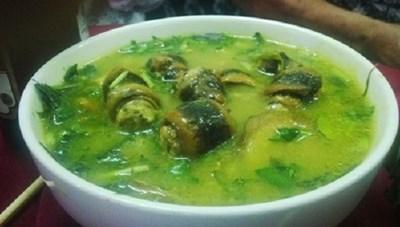 Cháo lươn, món ngon xứ Quảng