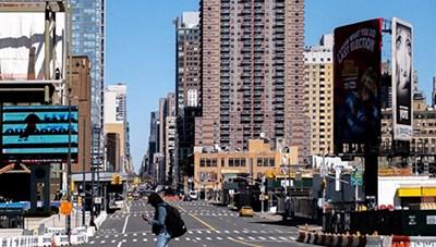 New York những ngày này