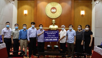 BẢN TIN MẶT TRẬN: Sức lan tỏa của tinh thần Việt Nam chiến thắng đại dịch