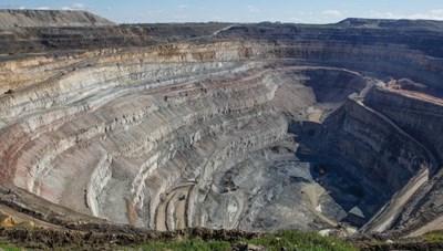 Hố va chạm thiên thạch ở Nga chứa 'hàng nghìn tỷ' carat kim cương
