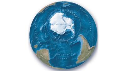 Chính thức công nhận đại dương thứ 5 -Nam Đại Dương