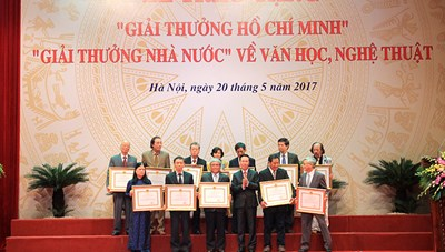 Lấy ý kiến xét tặng Giải thưởng Hồ Chí Minh, Giải thưởng Nhà nước