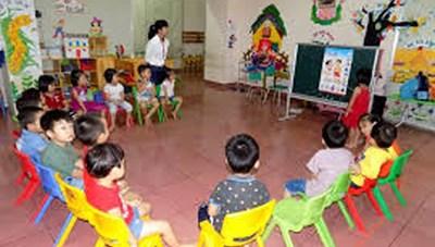 Miễn học phí cho trẻ mầm non 5 tuổi vùng khó khăn