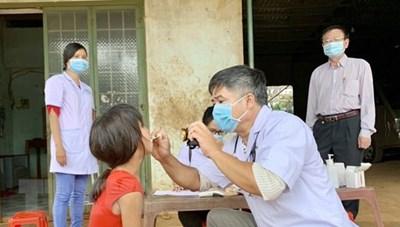 Bộ Y tế yêu cầu Kon Tum sớm kiểm soát dịch bạch hầu