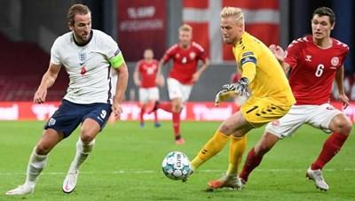 Cặp đấu Anh - Đan Mạch (Bán kết EURO 2020): Hứa hẹn nhiều bất ngờ