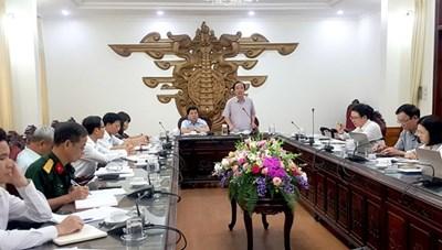 BẢN TIN MẶT TRẬN: Phát huy vai trò người có uy tín trong cộng đồng các tôn giáo tỉnh Nam Định