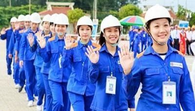 Bảo đảm quyền lợi và bình đẳng giới cho lao động nữ