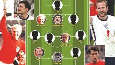Đội tuyển Anh: Từ thế hệ Bobby đến thế hệ Harry