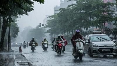 Lai Châu, Điện Biên có mưa to
