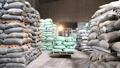Mua nhập kho hơn 84% lượng gạo dự trữ năm 2020