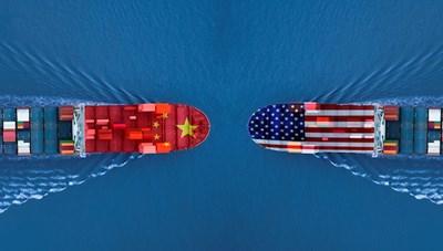 Trung Quốc áp thuế chống bán phá giá với Mỹ