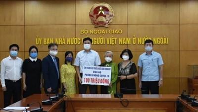 TS Phan Bích Thiện, Phó Chủ tịch Hiệp hội người Việt Nam tại Hungary: Chúng tôi luôn hết lòng