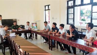 Xác định tàu hàng đâm chìm tàu câu mực của ngư dân Quảng Nam