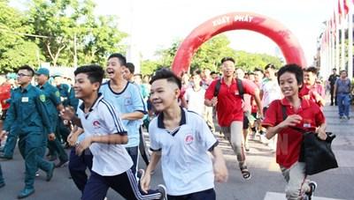 Ngày chạy Olympic vì sức khỏe toàn dân năm 2020