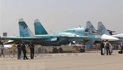 Nga chuẩn bị xuất khẩu máy bay cường kích Su-34