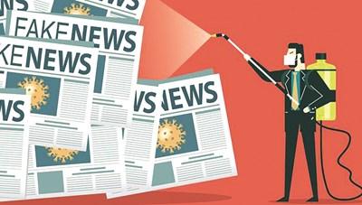 Gian nan cuộc chiến chống 'virus' tin giả