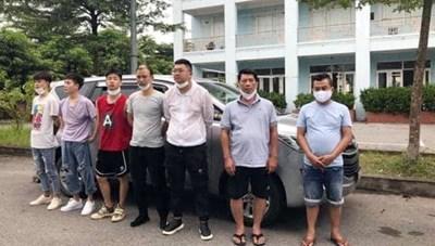 Lào Cai: Bắt giữ 10 người Trung Quốc nhập cảnh trái phép vào Việt Nam