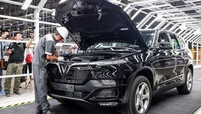 Hà Nội: Hướng dẫn giảm 50% lệ phí trước bạ ô tô