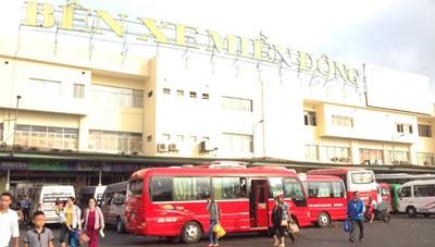 TP HCM dừng toàn bộ xe khách tới Đà Nẵng