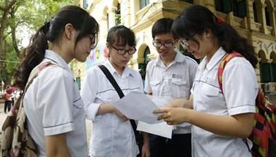Công bố điểm chuẩn lớp 10 THPT tại Hà Nội trước ngày 3/8