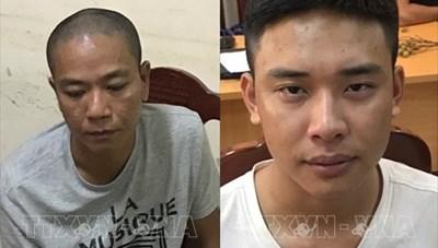 Khởi tố vụ án cướp tài sản xảy ra tại Ngân hàng BIDV ở Hà Nội