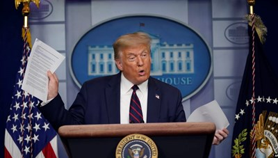Tổng thống Mỹ Donald Trump đề nghị hoãn bầu cử: Đảng Cộng hòa bác bỏ