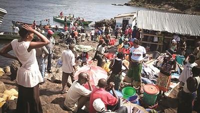 1.500 người sống chen chúc trên hòn đảo chỉ 2.000 m2