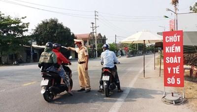 Thừa Thiên - Huế: Tạo điều kiện để công dân từ vùng có dịch trở về quê