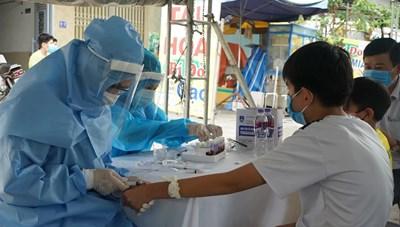 Ca mắc Covid-19 mới là một phụ nữ chăm người ốm ở BV Đà Nẵng