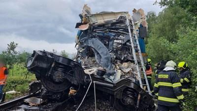 Séc: Tai nạn tàu hỏa nghiêm trọng, hàng chục người thương vong