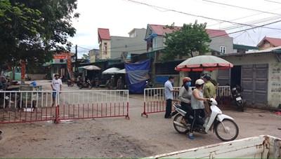 Thanh Hóa: Lơ là chống dịch, Phó Chủ tịch phường bị đình chỉ công tác
