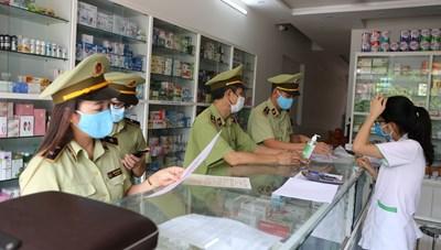 Quảng Ninh: Tăng cường kiểm tra các nhà thuốc, cơ sở kinh doanh vật tư y tế